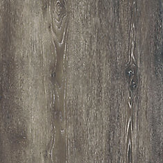 Multi-Width x 47.6 inch Dark Grey Oak Luxury Vinyl Plank Flooring (Sample)