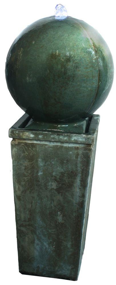 34 Inch  Orb Fountain