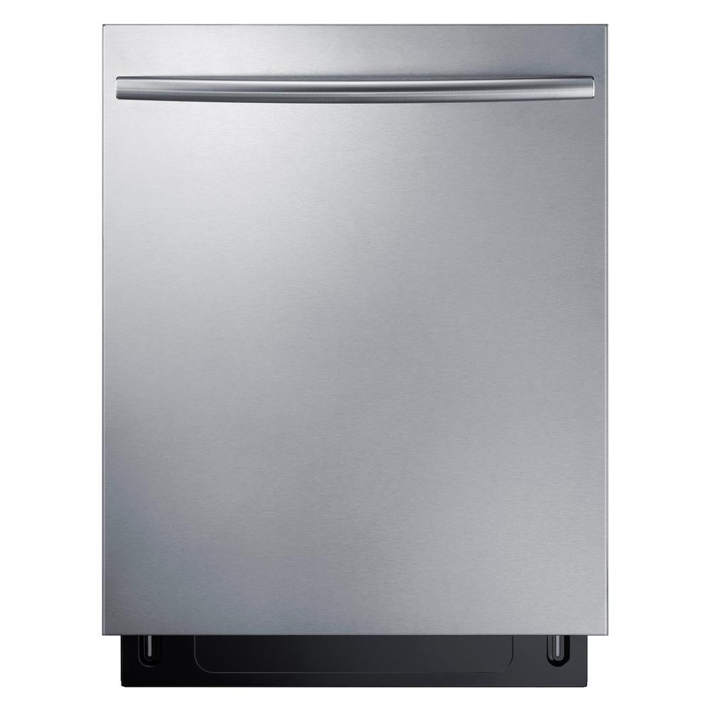 Lave-vaisselle encastré de 24po avec Acier Inoxydable -  DW80K7050US