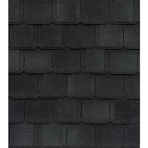 Charcoal Value Collection Lifetime Shingles (25 sq. ft. per Bundle)