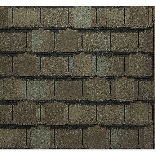 Weathered Timber Value Collection Lifetime Shingles (25 sq. ft. per Bundle)