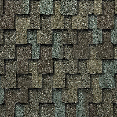 Weathered Timber Value Collection Lifetime Shingles (20 sq. ft. per Bundle)