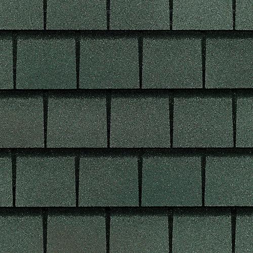 Emerald Green Value Collection Lifetime Shingles (33 sq. ft. per Bundle)