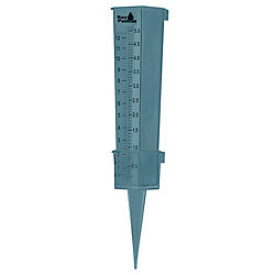 Ray Padula 2-in-1 Deluxe Rain Gauge