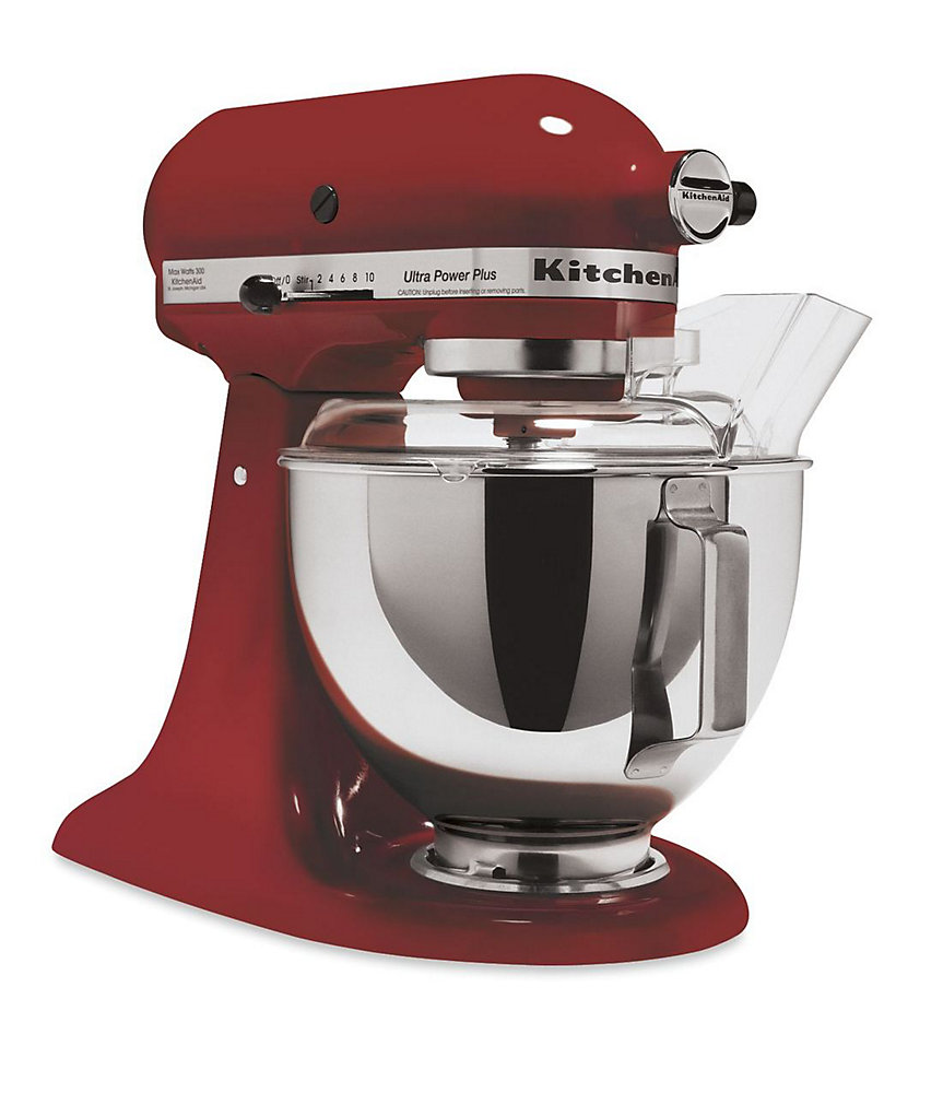 Ultra Power Plus Tilt-Head Stand Mixer in Empire Red