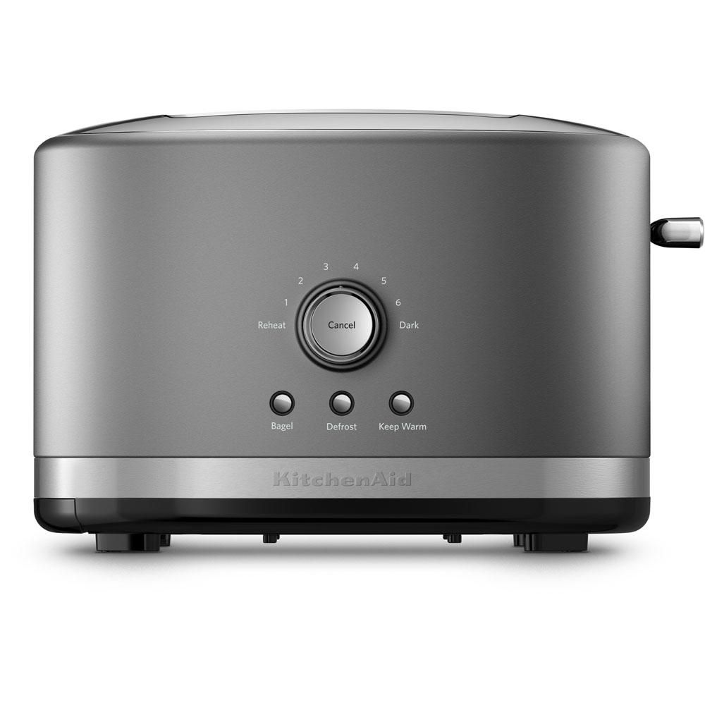 2-Slice Toaster With High Lift Lever