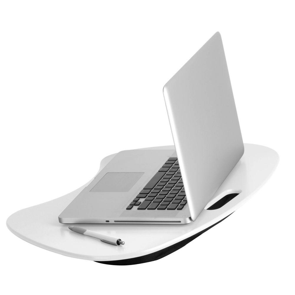 White Lap Desk