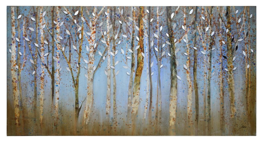 Cedar Grove Canvas Art