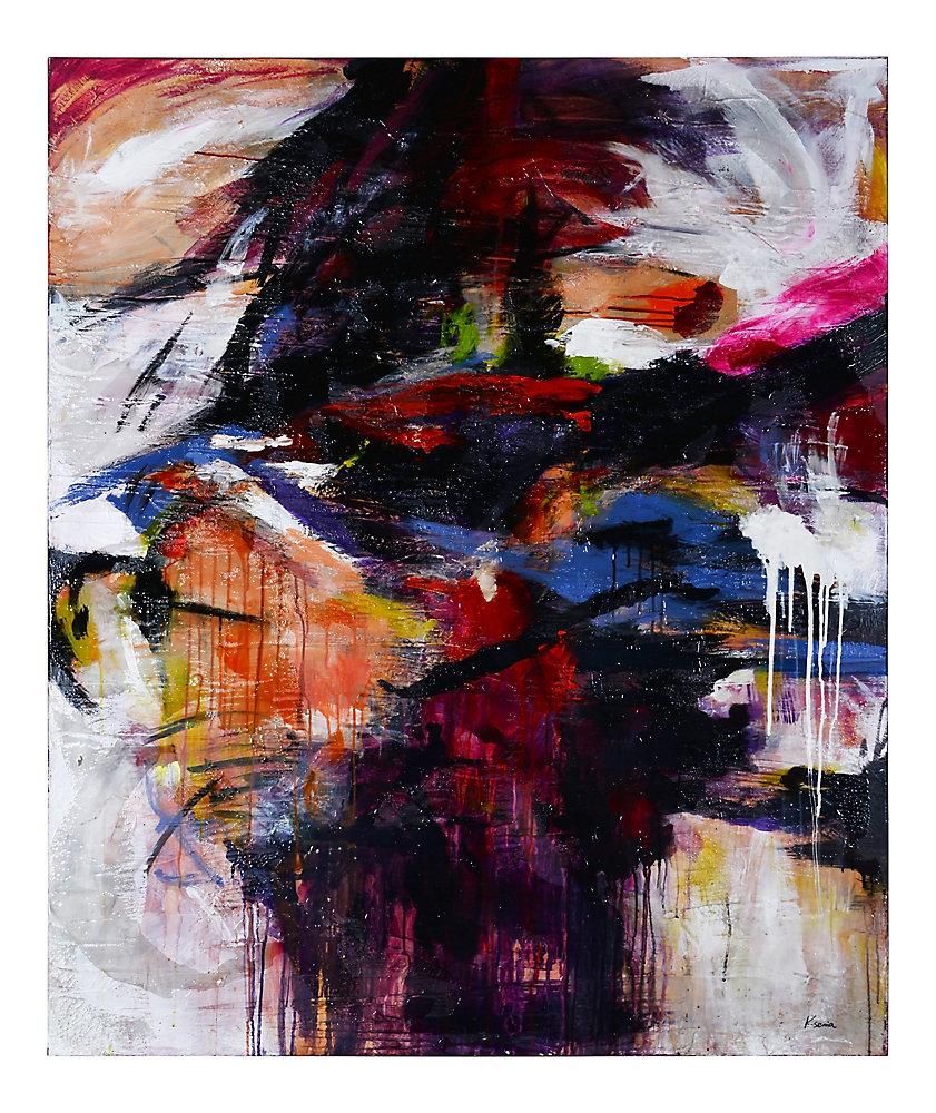 Eesha Canvas Art