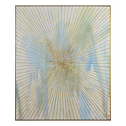 Notre Dame Design Lavish Luster Canvas Art