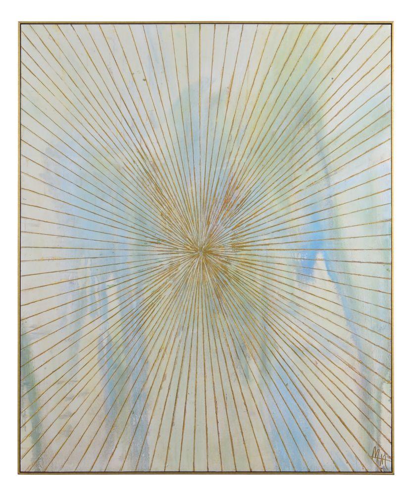 Ren-Wil Lavish Luster Canvas Art