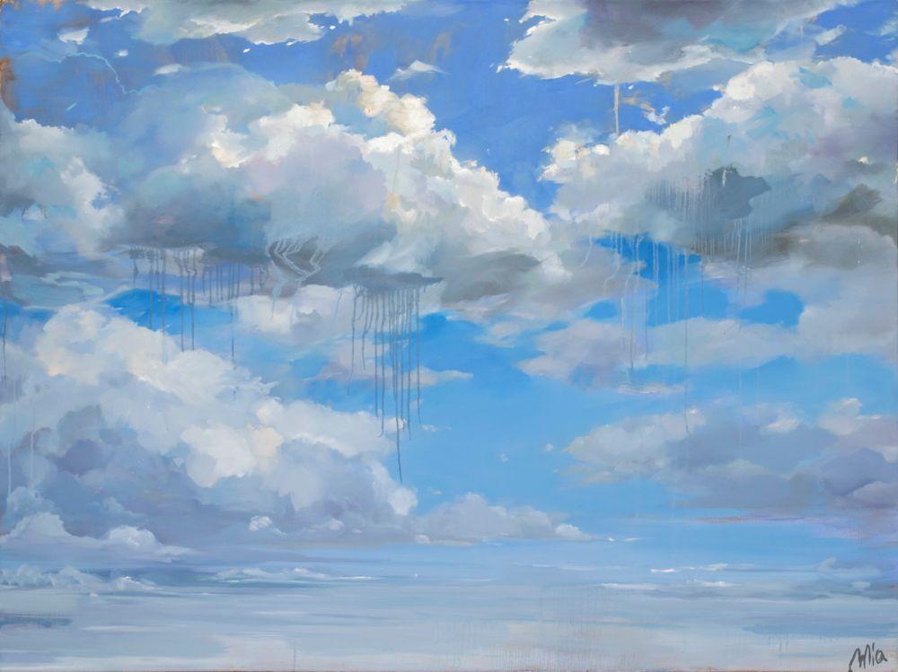 Cirrus Canvas Art