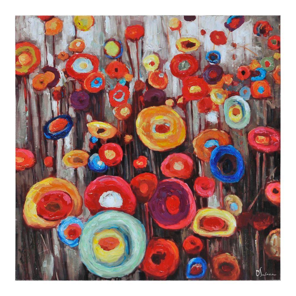 Coloratura Canvas Art