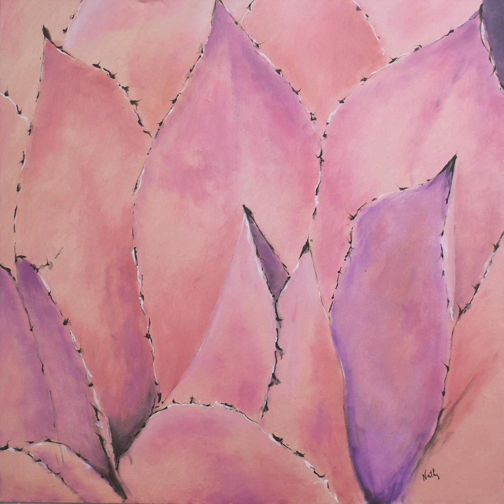 Nymphaea Ii Canvas Art