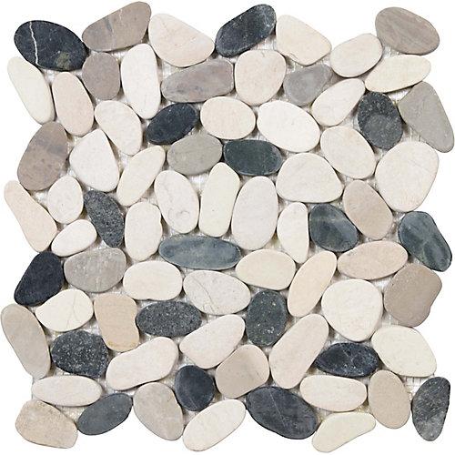 Bali Cool Blend Pebble Mosaics