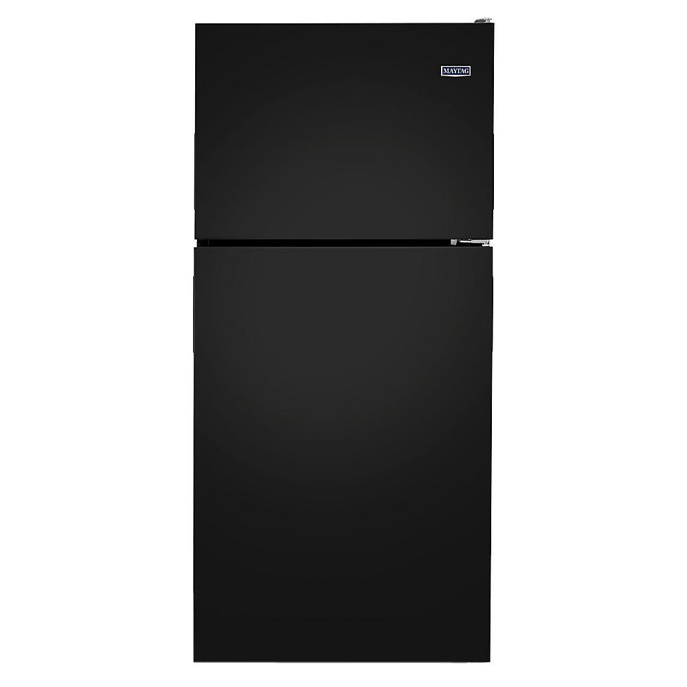 Réfrigérateur à congélateur supérieur Maytag<sup>®</sup> avec fonction PowerCold<sup>®</sup>, 30 po, 18 pi3