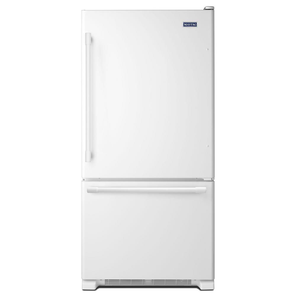 Whirlpool 31inch Wide All Refrigerator with LED Lighting 18 cu