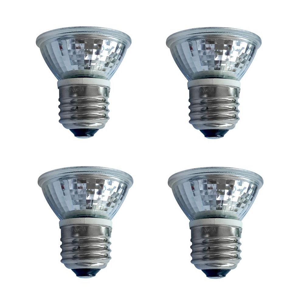 PAR16 5W 425 lm CRI 80 Dimmible LED 3000K - 4pk