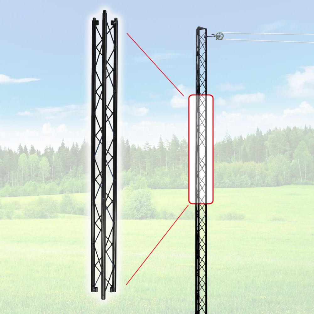 Pylex 48-Inch Clothesline Post Extra Section