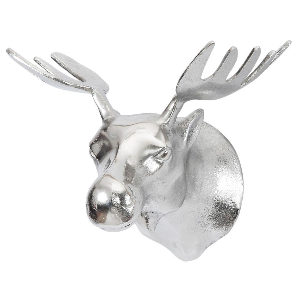 Moose Head Statue