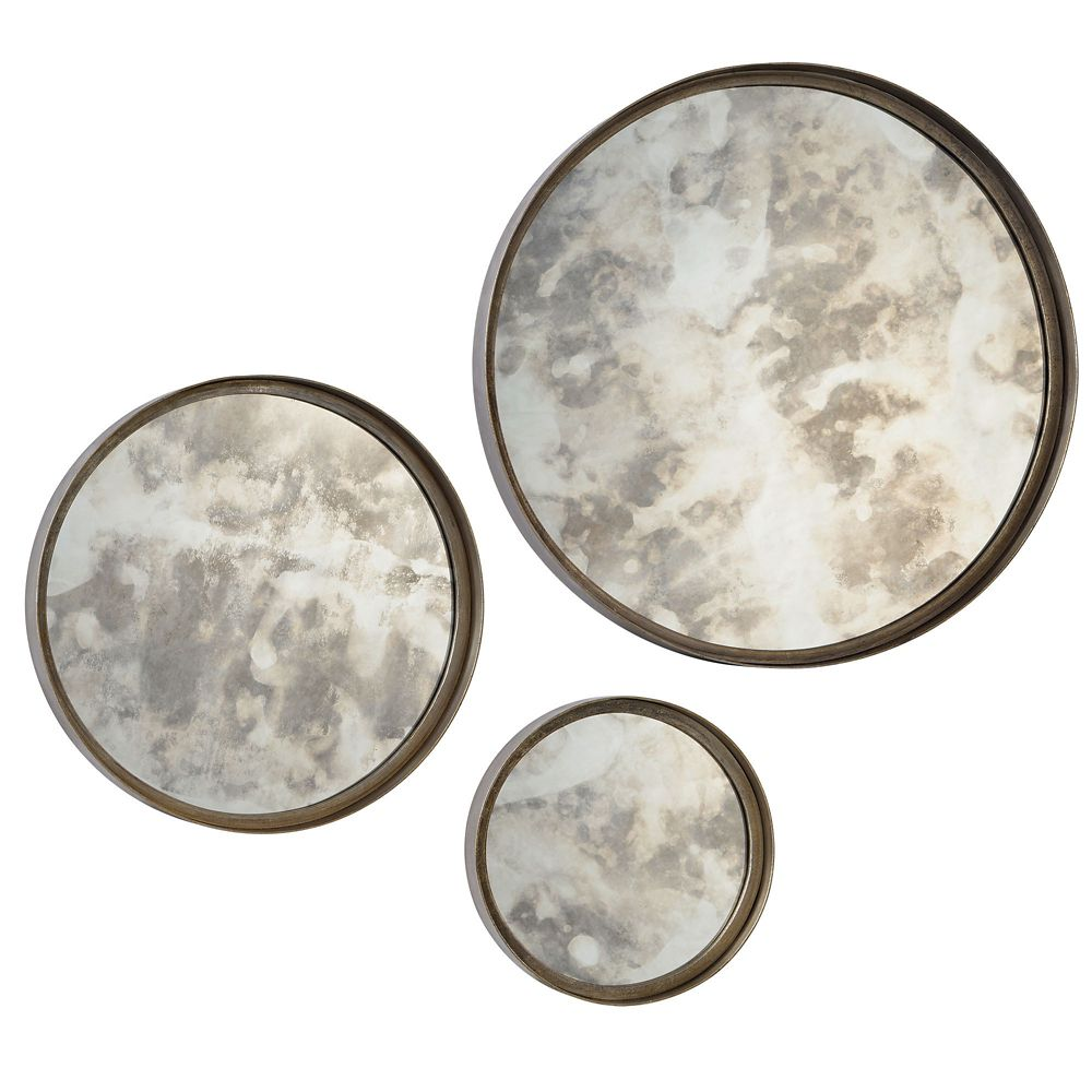 Shire Set Of 3 S Mirror