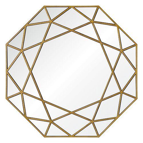 Notre Dame Design Deloro Mirror