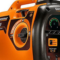 Generac iQ 2000 Watt Ultra Quiet Gasoline Powered Inverter Portable Generator