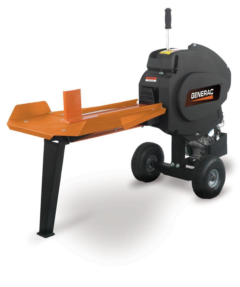 22-Ton Kinetic Log Splitter