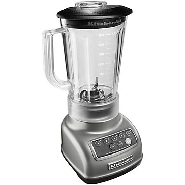 kitchenaid 5 speed classic blender in silver the home depot canada