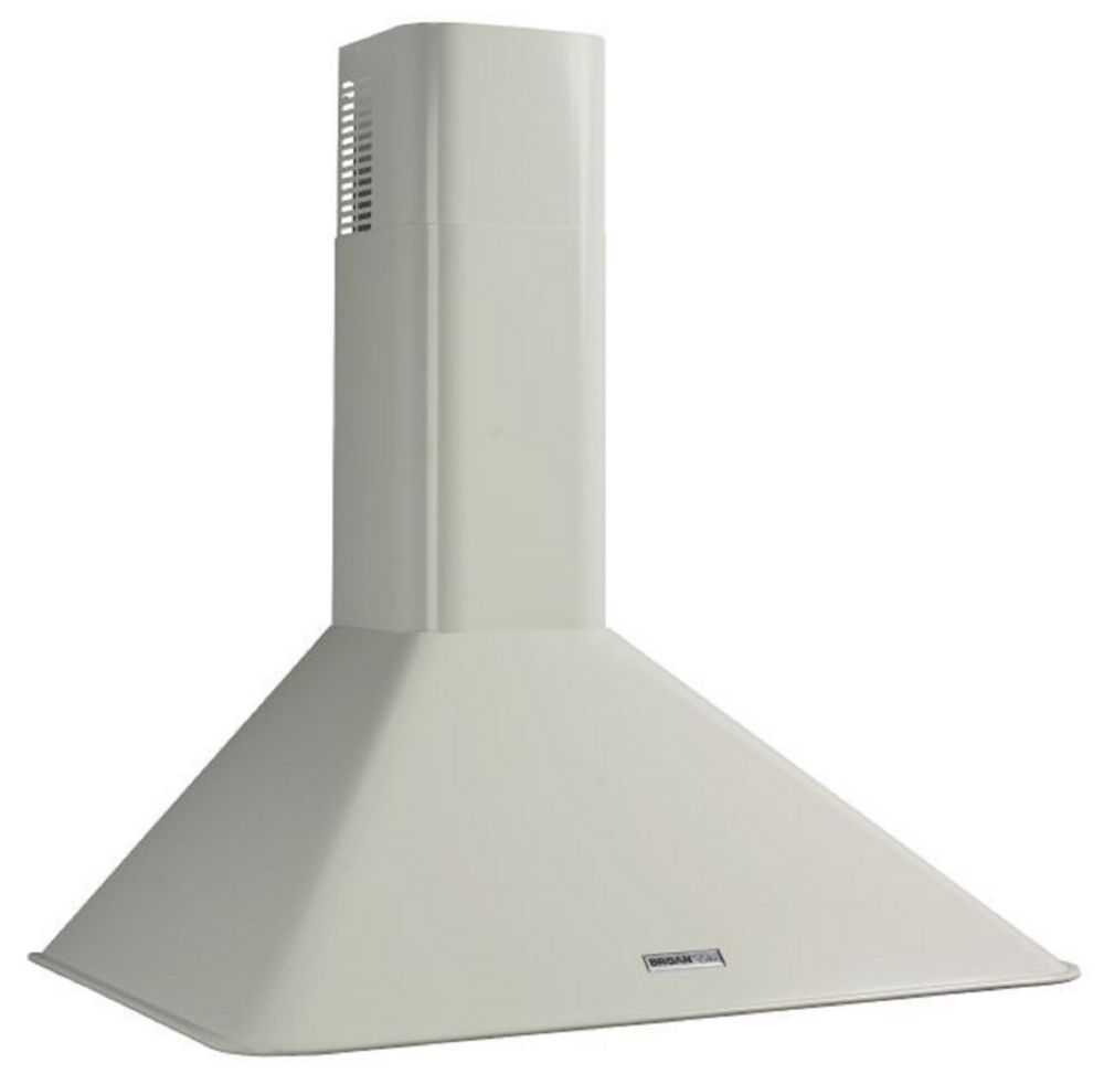 "RM503001 Broan 290 CFM, 30"""" Wall-Mounted Chimney Hood in White"