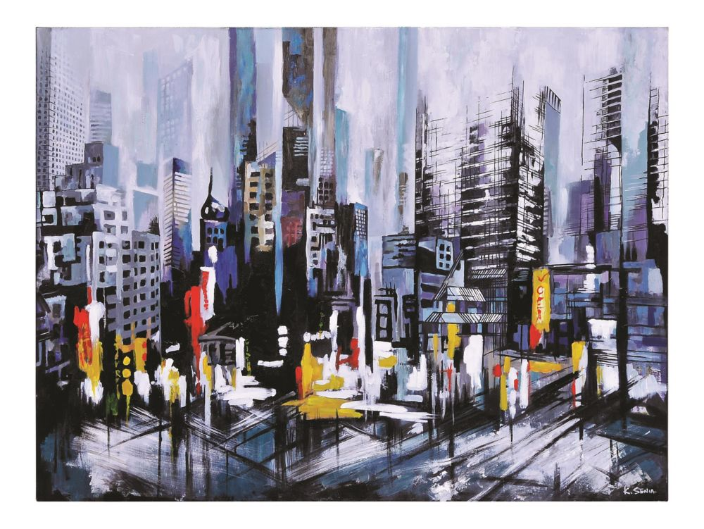 Luther Heights Canvas Art
