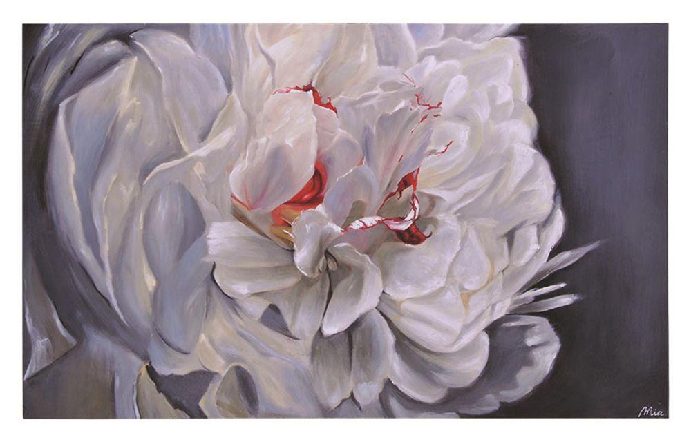Floral Elegance  Canvas Art