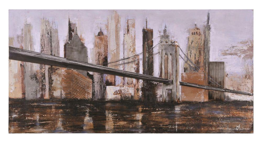 Urban Style Canvas Art