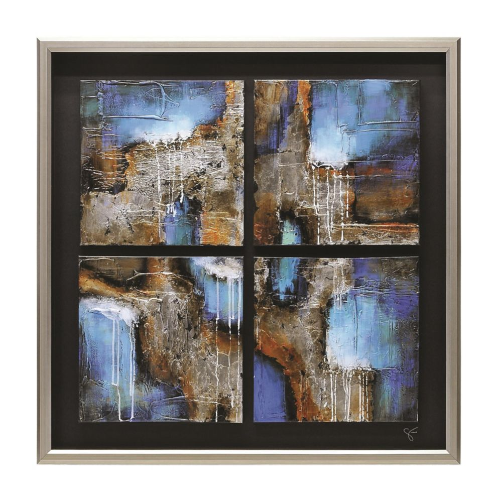 Touch Of Gold Canvas Art