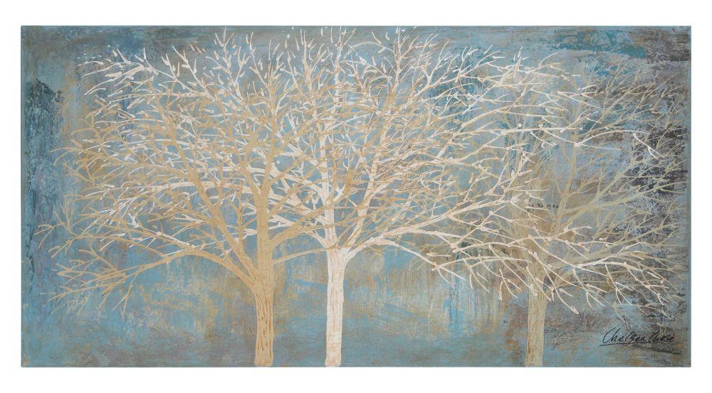Unknown Meadow Canvas Art