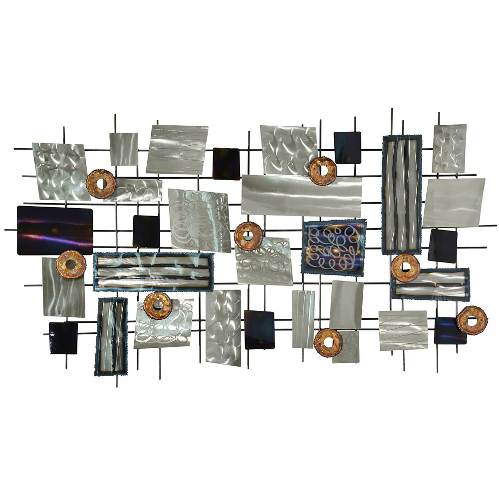 Silver Point Wall Décor