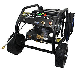 LIFAN 4500 PSI 4.0 GPM Electric Start Gas Pressure Washer with AR Tri-Plex RRV Pump and Panel Mounted Controls