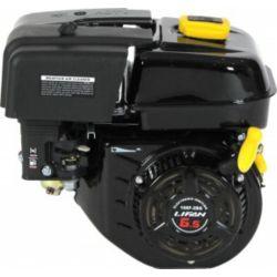 LIFAN 3/4-inch 6.5 HP OHV Recoil Start Horizontal Keyway Shaft Gas Engine