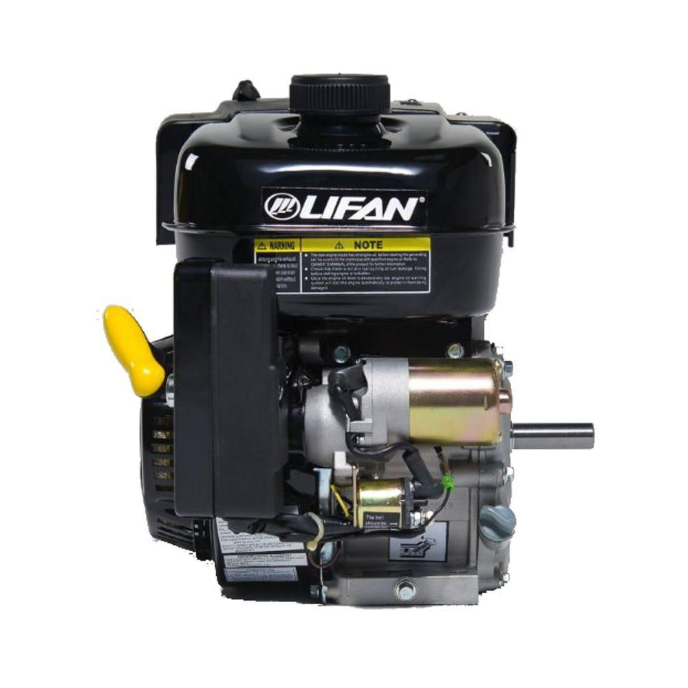 LIFAN 7 HP Horizontal Shaft Recoil Start Engine