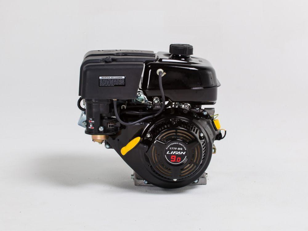 9HP 270 cc OHV Electric/Recoil Start Horizontal Keyway Shaft Engine