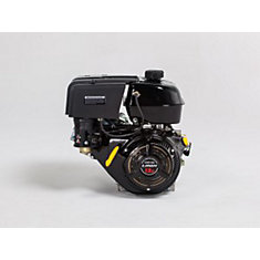 1-inch 15 HP 420cc OHV Electric Start Horizontal Keyway Shaft Gas Engine with 18 Amp Charger