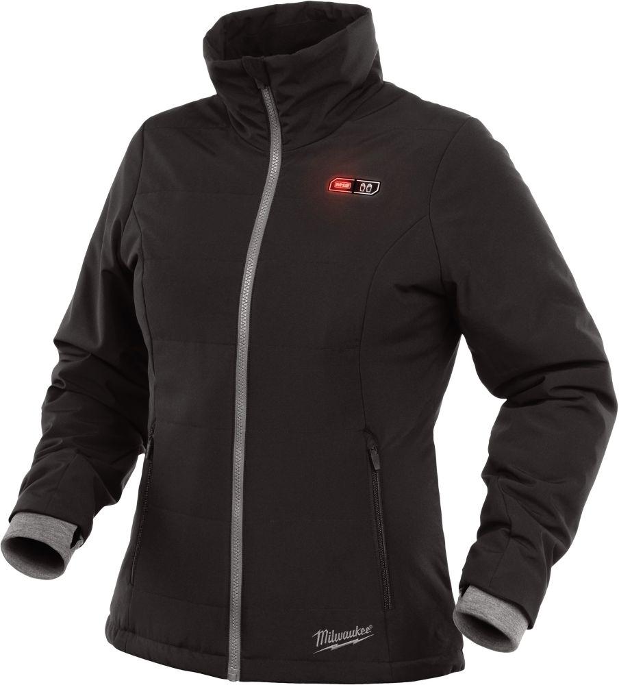 M12 Heated Women's Jacket Kit - Black - Large