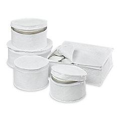 Dinnerware Storage Set (5-Piece)
