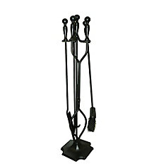 Hearth Accessories Fireplace Toolset 5-Piece