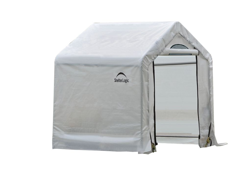 a box shelterlogic dp sports with sheds auger anchors amazon peak gray outdoors ca shed in