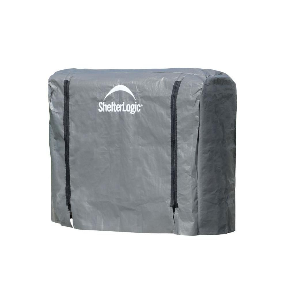 Firewood Rack-in-a-Box Universal Cover - 4  Feet