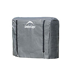 Firewood 4 ft. Rack-in-a-Box Universal Cover