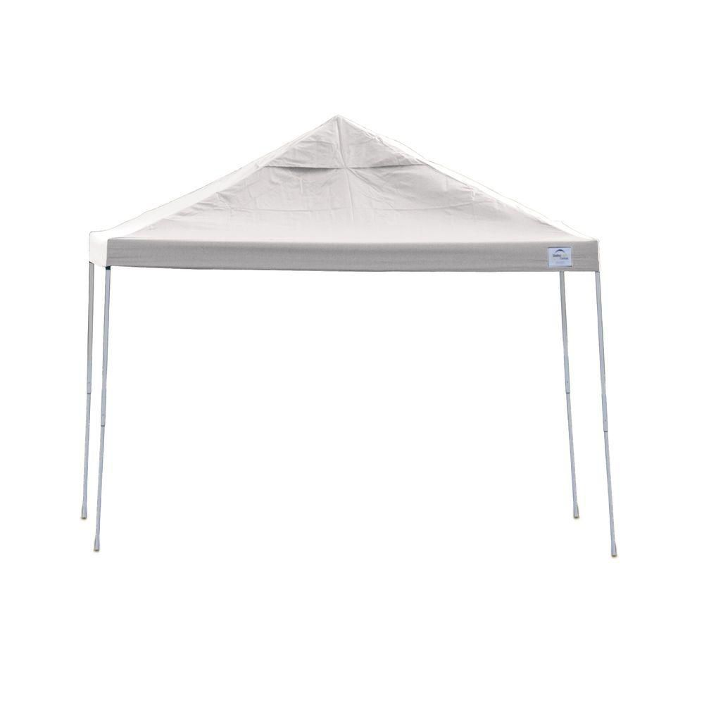 10 Feet  x 20 Feet  Pro Pop-up Canopy Straight Leg Red Cover