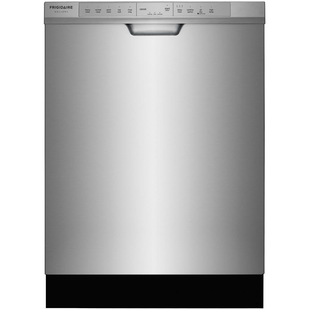 Frigidaire Gallery 24 Inch  Built-In Dishwasher