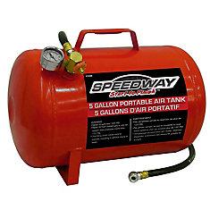 Réservoir d'Air Portable de 5- Gallon de Speedway